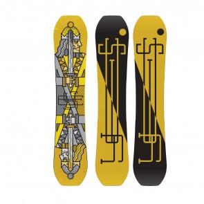 Placa snowboard Freestyle pentru barbati YES Jackpot-V2 2020