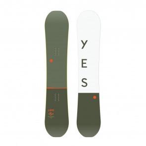 Placa snowboard Freestyle pentru barbati YES Libre 2020