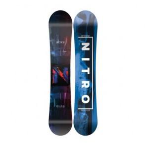 Placa Snowboard barbati Nitro Prime Overlay 2020