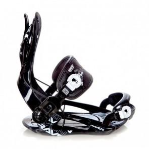 Legaturi snowboard Raven FT270 Negru