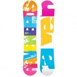 Placa Snowboard Raven Infinity