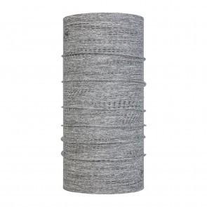 Esarfa tubulara Buff Dryflx R-Light Grey Gri