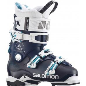 Clapari ski femei Salomon Qst Access 80 Negru