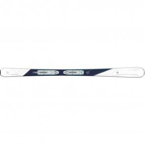 Salomon SKI SET E W-MAX 6 + E Lithium 10 W Albastru