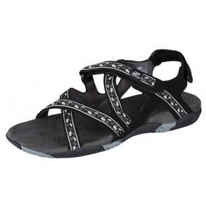 Sandale femei Hannah Fria Antracit