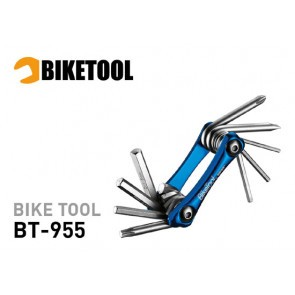 Set imbus Bike Tool mini 9 functii