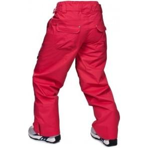 Pantaloni ski femei Shauna  Rosu