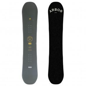 Placa snowboard unisex Arbor System Rental 2019