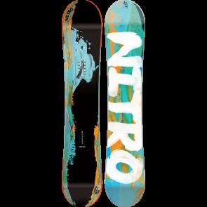 Placa snowboard femei Nitro Mercy 142 cm
