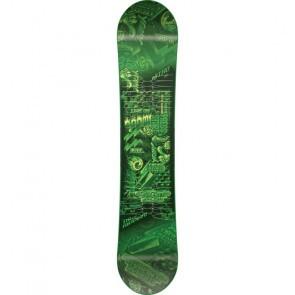 Placa snowboard copii Nitro Ripper Verde