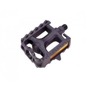 Pedale plastic negre MTB SP-882