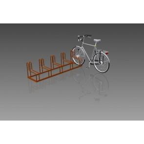 Rastel biciclete cu talpa fara zona banner