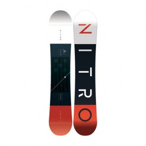 Placa Snowboard barbati Nitro Team Gullwing 2020