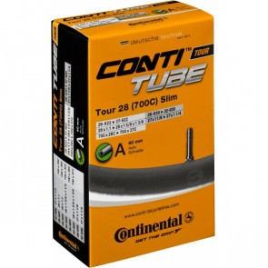 Camera bicicleta Continental Tour 28 Slim A40 28-609->37-642