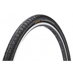 Anvelopa Continental Ride Tour Puncture-ProTection 47-622 28*1.75 negru/negru