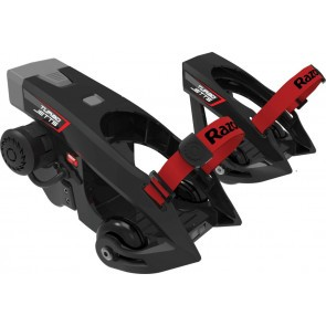 Heel wheels Razor Turbo Jetts Negru/Rosu