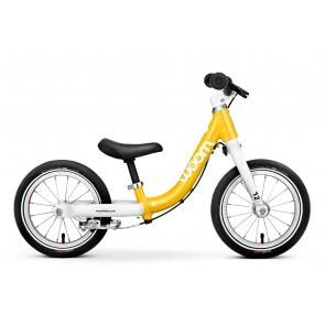 Bicicleta fara pedale pentru copii Woom 1 Classic Galben