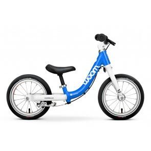 Bicicleta fara pedale pentru copii Woom 1 Classic Albastru