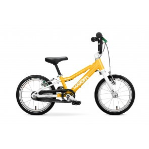 Bicicleta pentru copii Woom 2 Galben