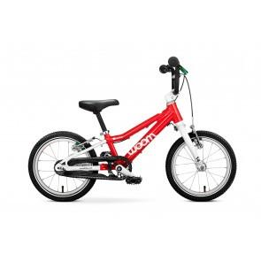 Bicicleta pentru copii Woom 2 Rosu