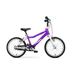 Bicicleta pentru copii Woom 3 Violet