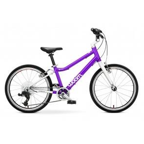 Bicicleta pentru copii Woom 4 Violet
