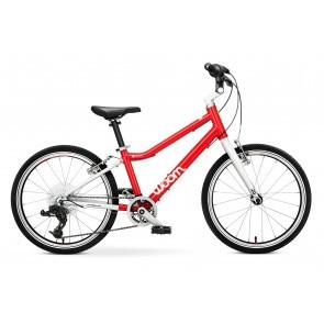 Bicicleta pentru copii Woom 4 Rosu