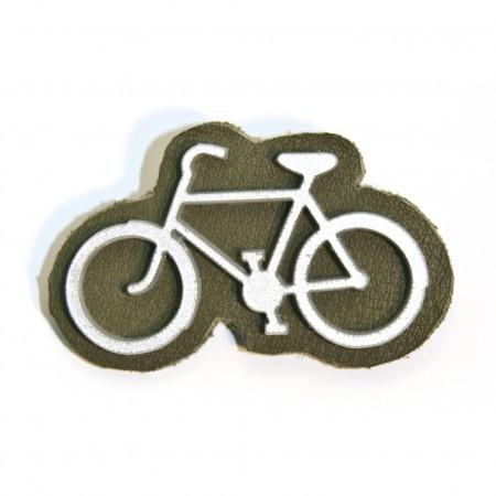 Brosa bicicleta cu cadru